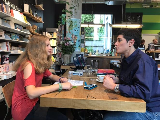 Interview Francesca Cavallo
